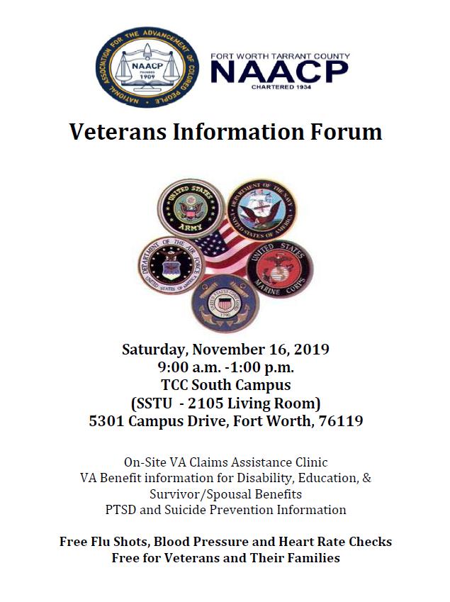 Fort Worth Veterans